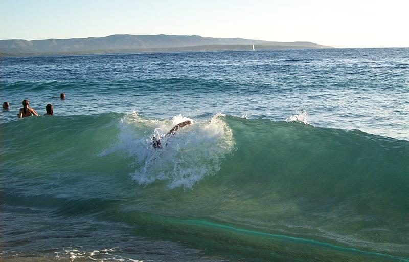 Fale na Adriatyku