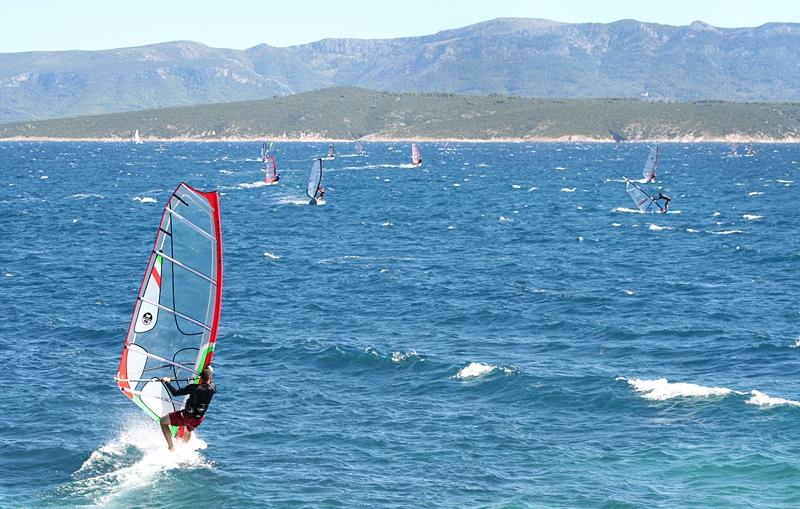 Aktywny wypoczynek - Windsurfing