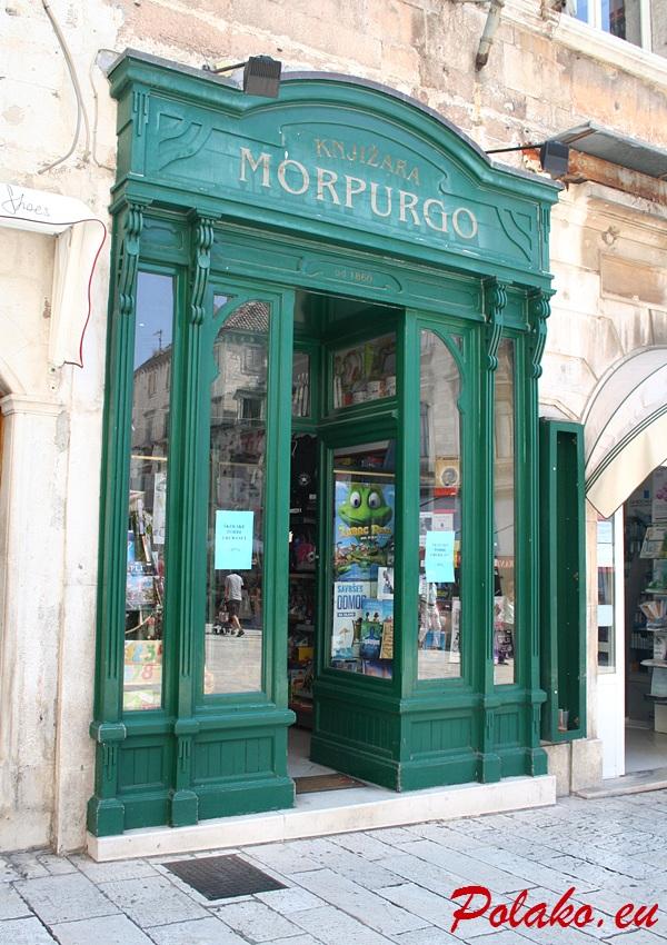 Księgarnia Morpurgo