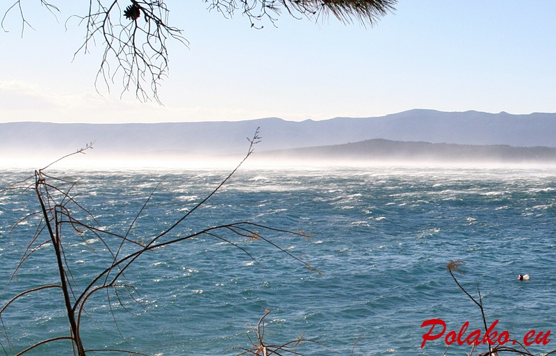 Charakterystyka wiatrów nad Adriatykiem