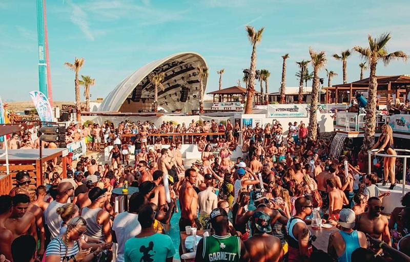 Największe festiwale muzyczne w Chorwacji