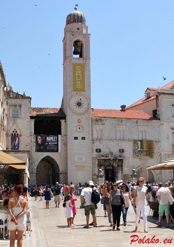 Zwiedzanie Dubrovnika w jeden dzięń