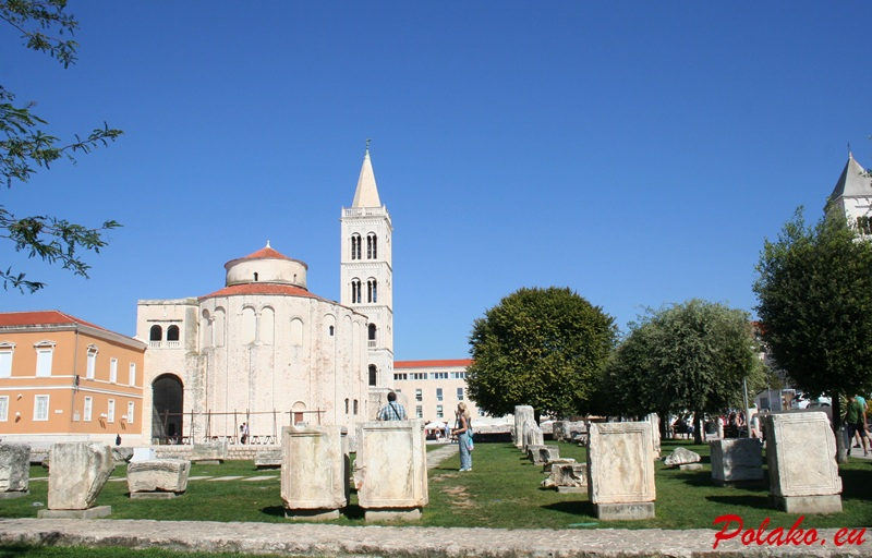 Starówka w Zadarze