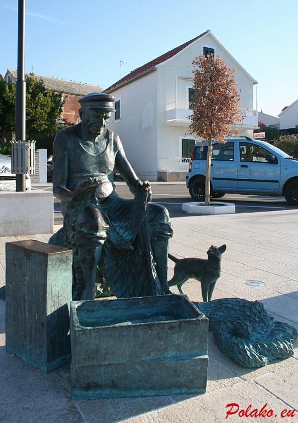 Pomnik rybaka