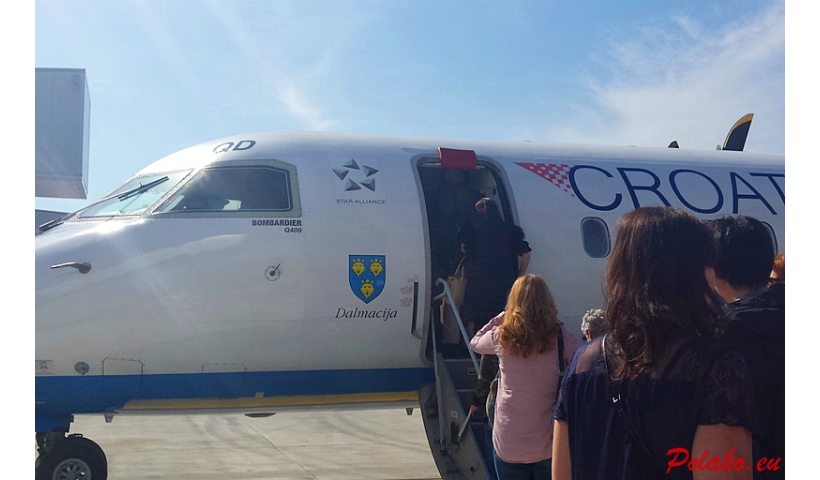 Samolotem do Chorwacji
