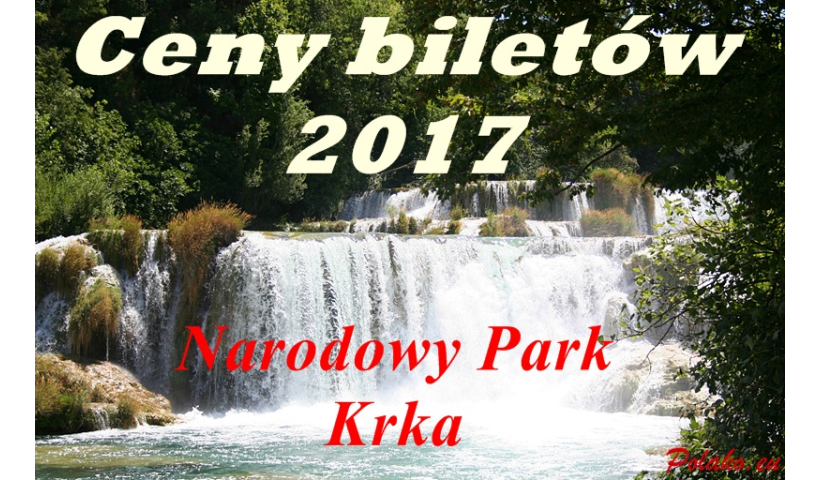 Narodowy Park Krka