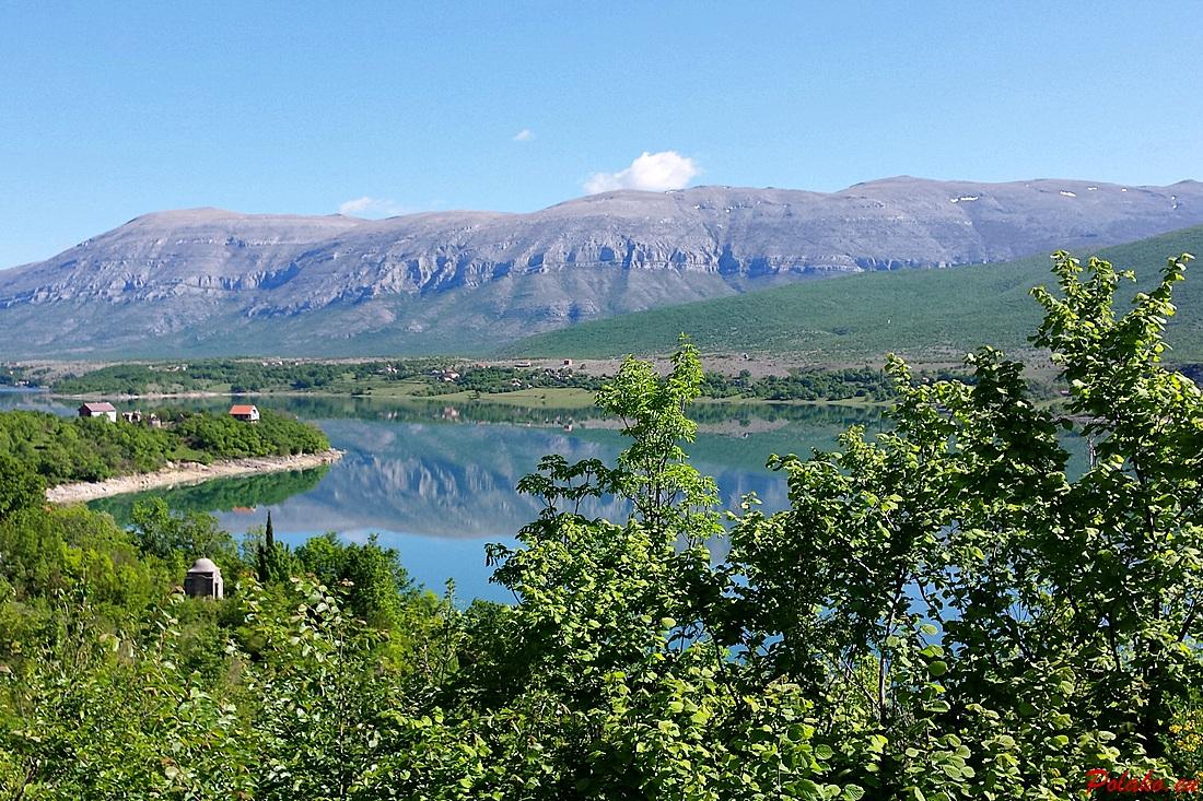 Jezioro Peruča