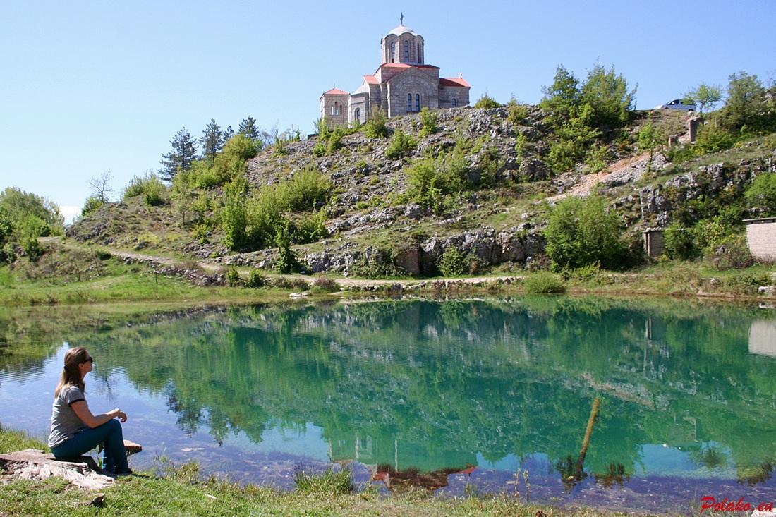 Źródło rzeki Cetina