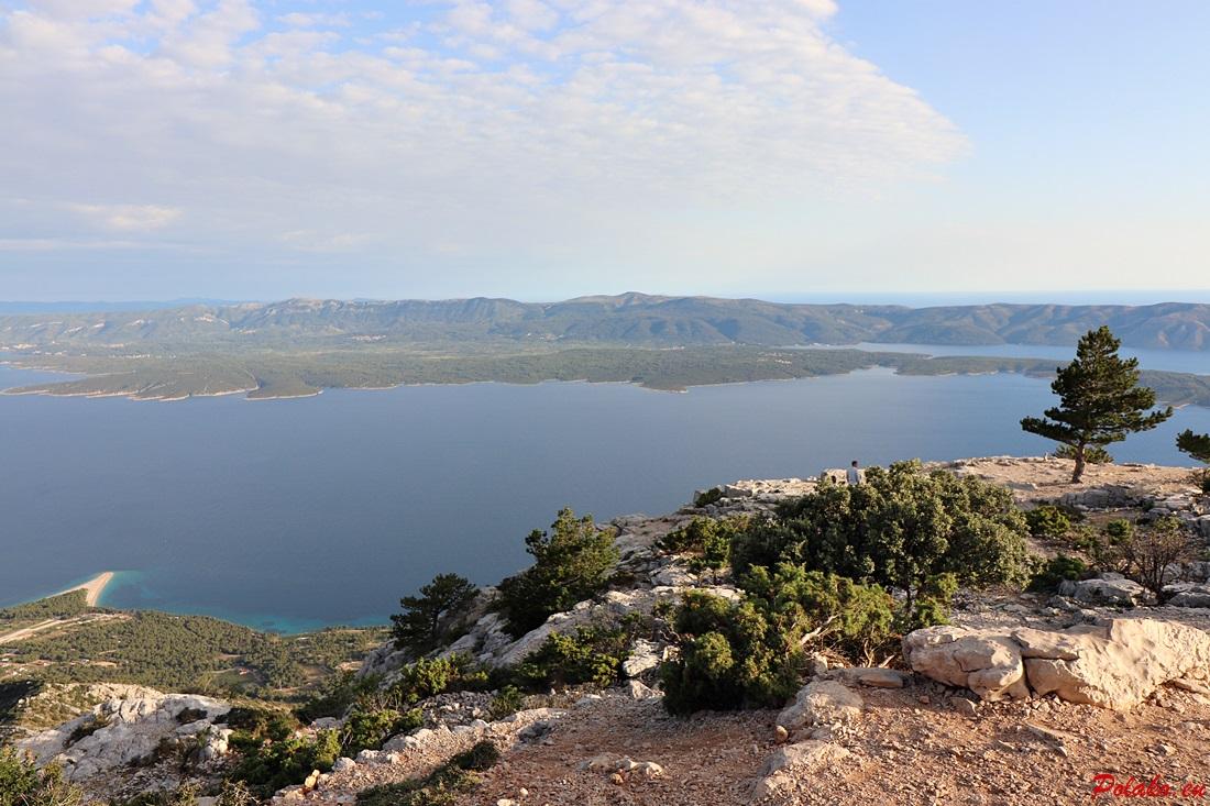 Najpiękniejsze widoki ze szczytu Vidova Gora