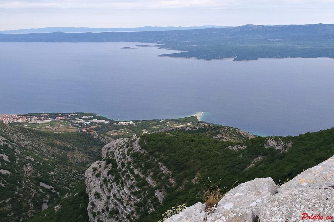 Vidova Gora - widoki