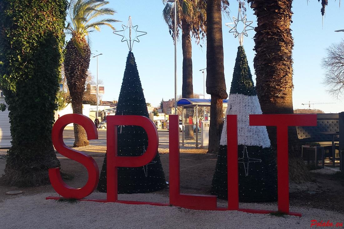 Świąteczny Split
