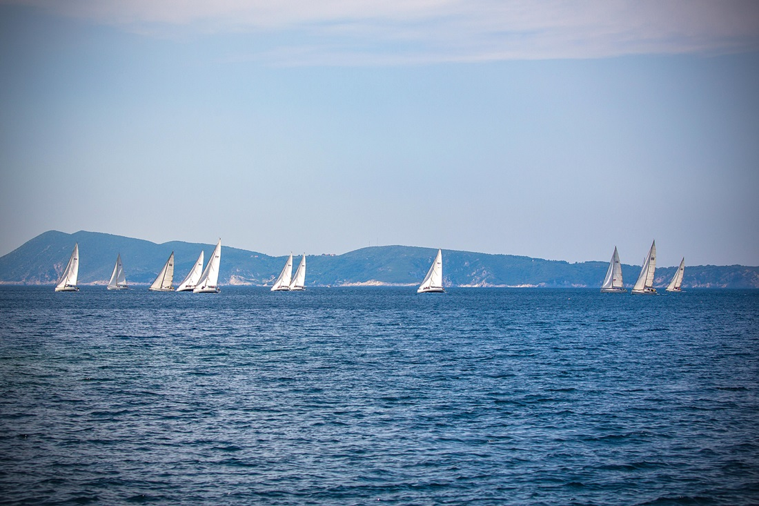 Jesienne żagle w Chorwacji