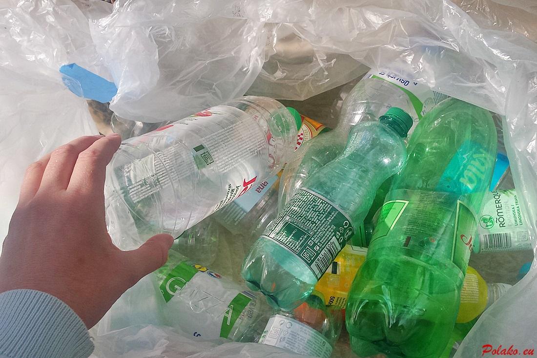 Skup butelek w Chorwacji