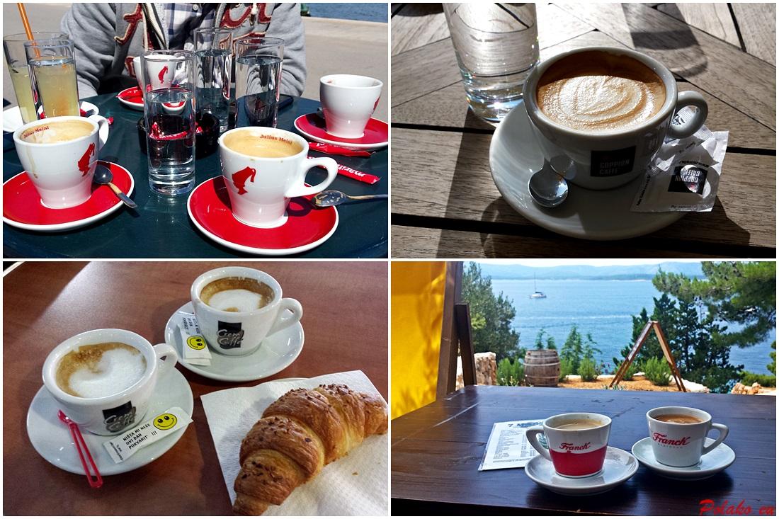 Kawa w Dalmacji