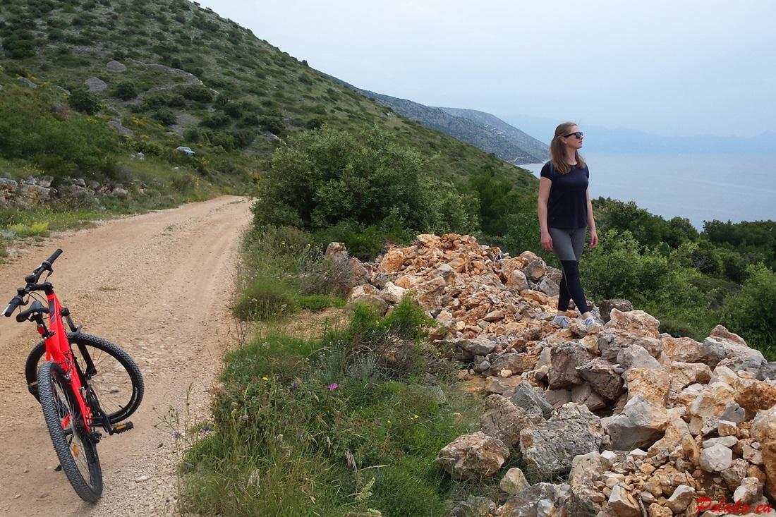 Trasa rowerowa Ružmarin