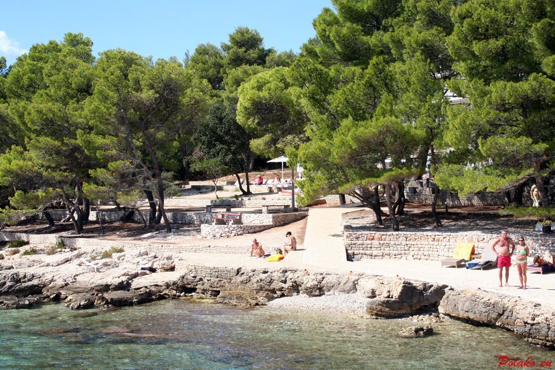 Plaża przy hotelu Senses Resort