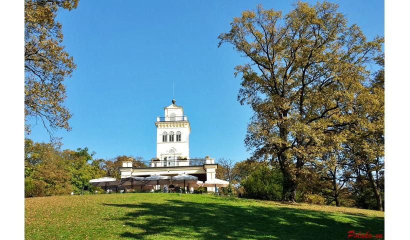 Park Maksimir w Zagrzebiu