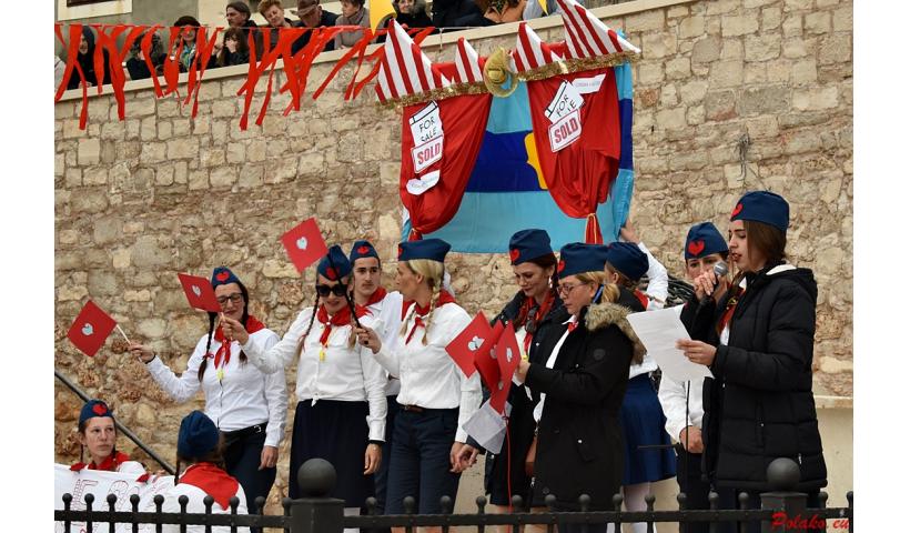 Karnawał w Chorwacji