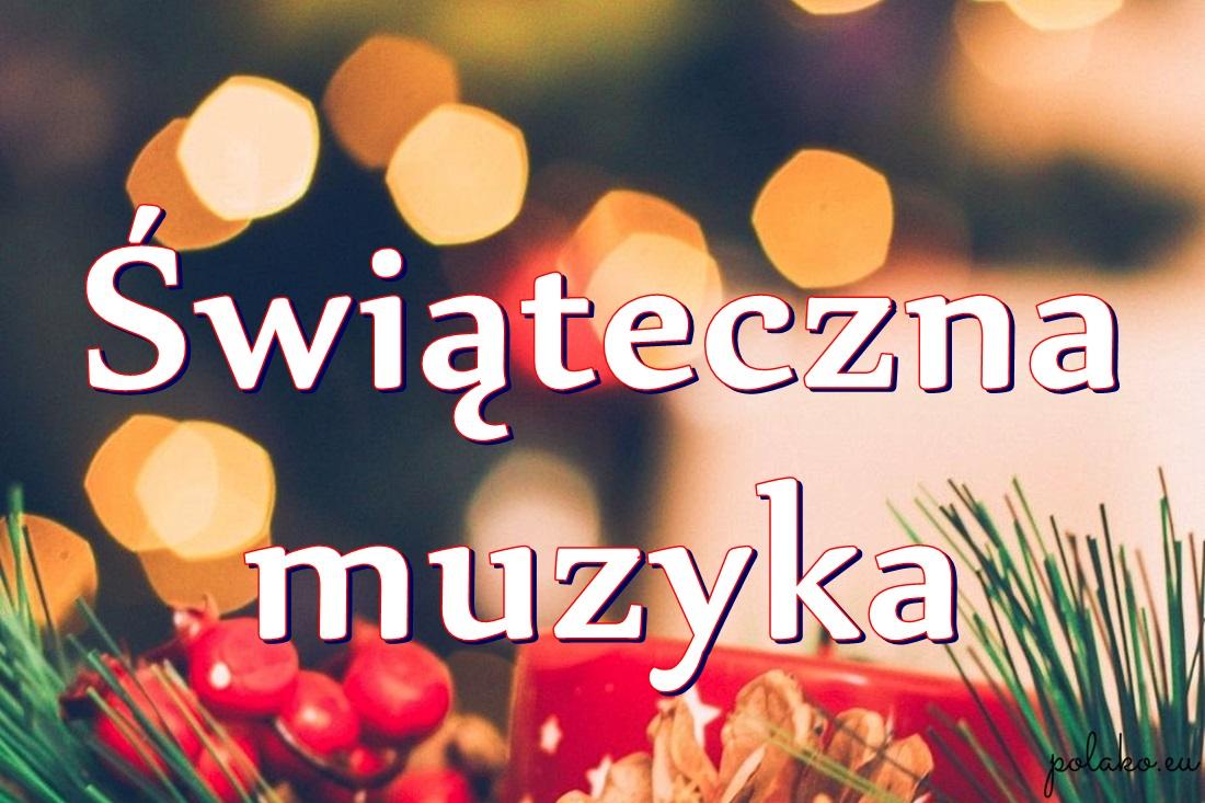 Świąteczna muzyka