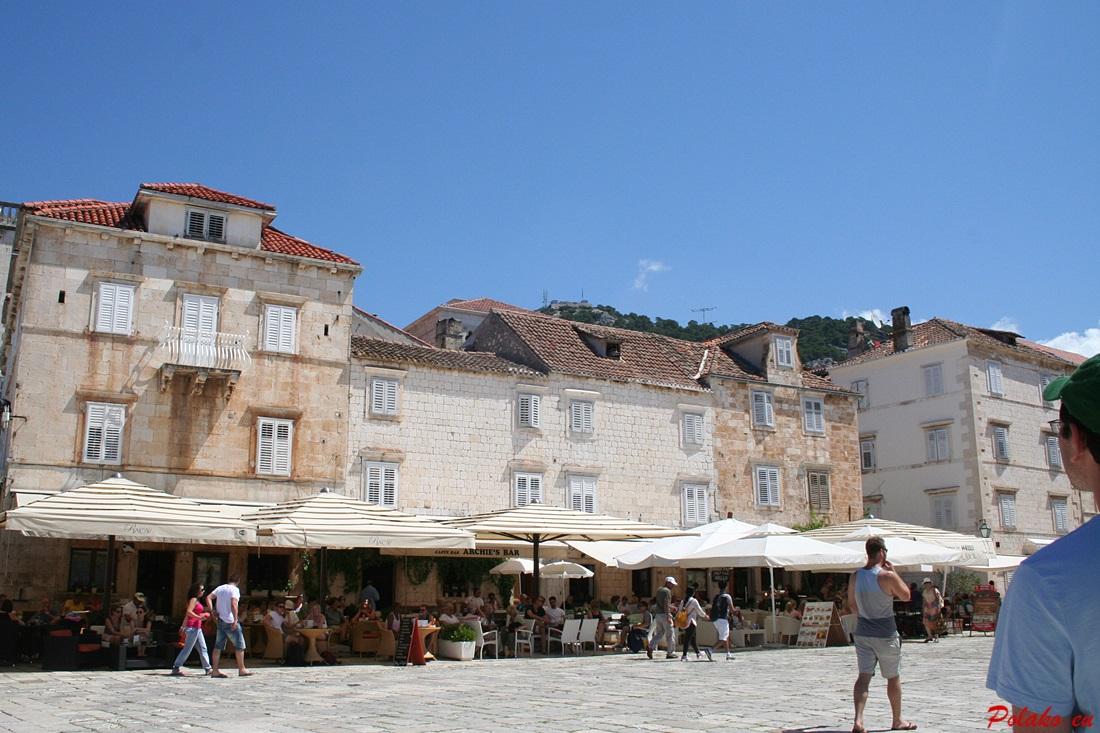 Miasto Hvar
