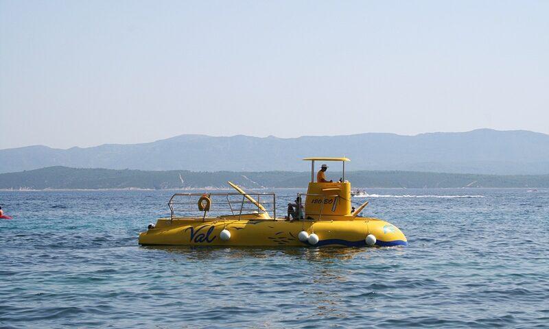 Bol - łódź podwodna