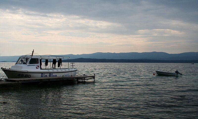 Początek jesieni nad Adriatykiem
