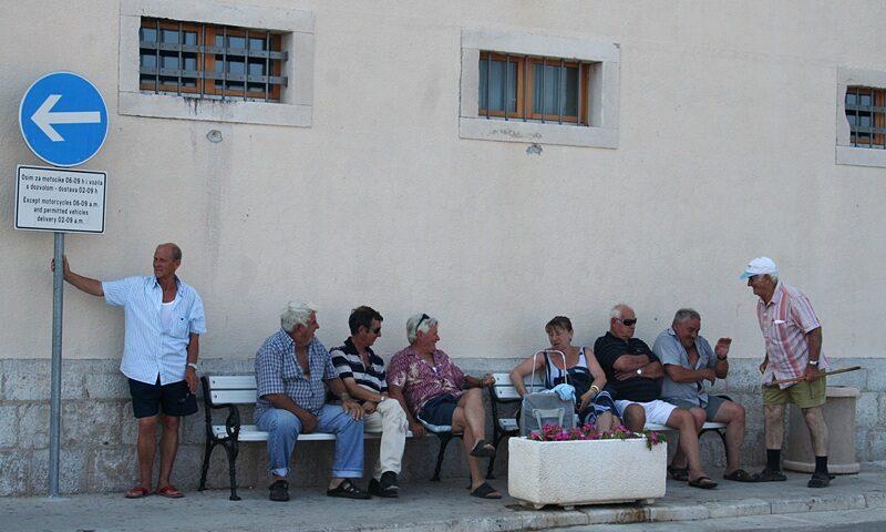 Rodowici mieszkańcy Dalmacji