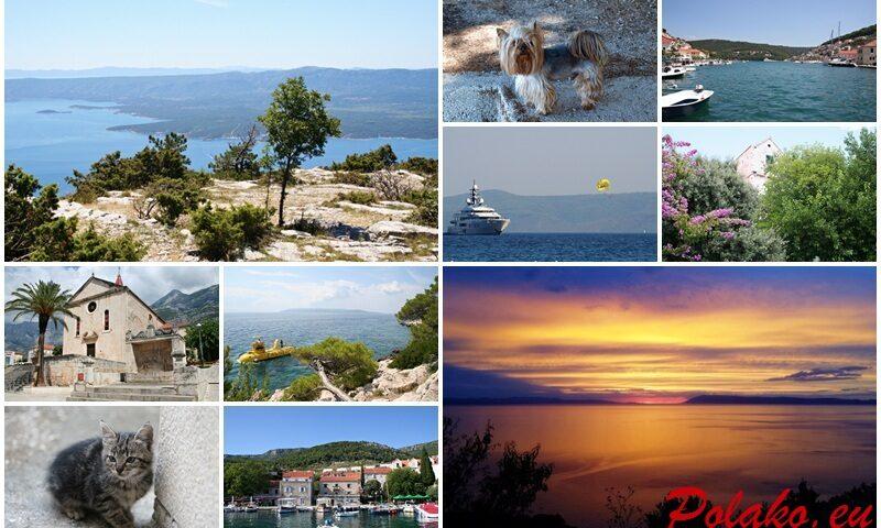 Lato w Chorwacji