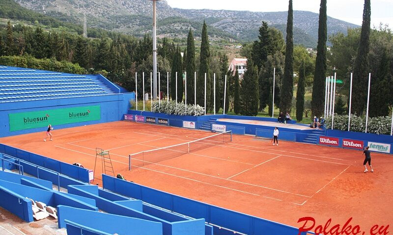 Tereny do gry w tenisa