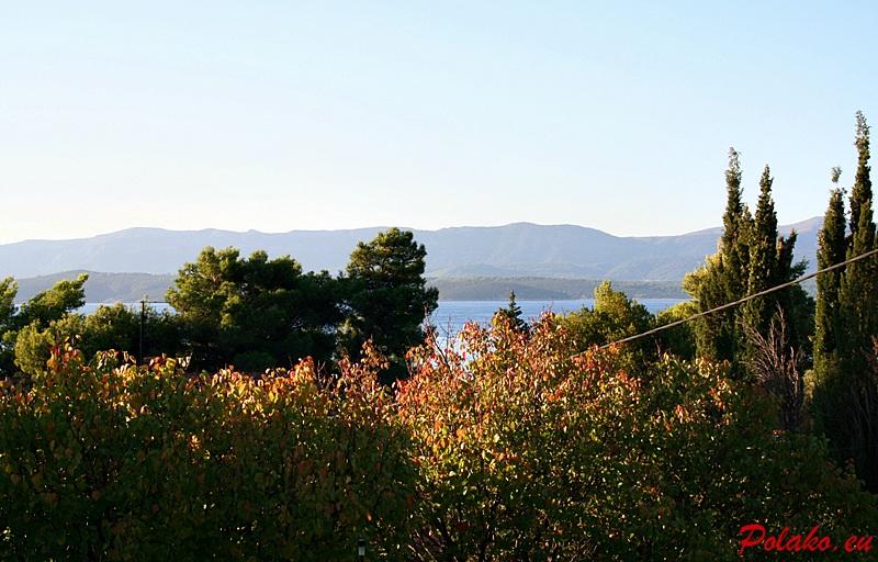 Jesienna odsłona wyspy Brač