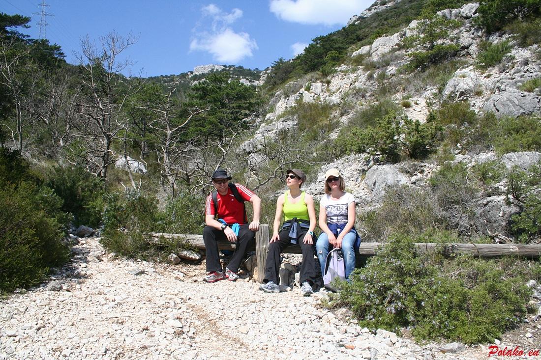 Piesze szlaki tematyczne na wyspie Brač