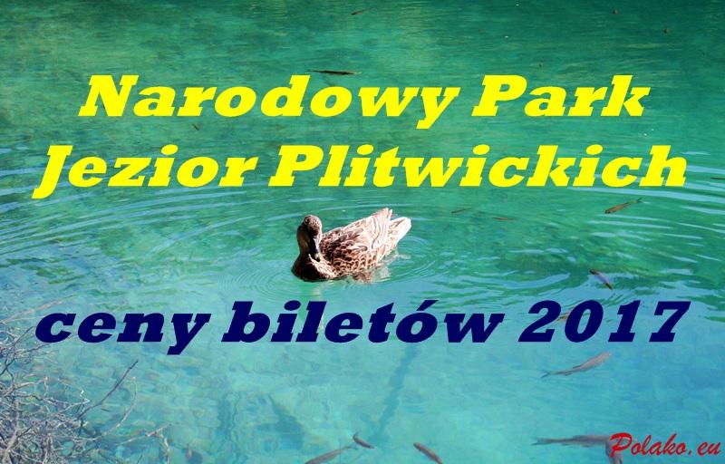 Narodowy Park Jezior Plitwickich