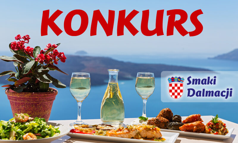 Inspirujące smaki chorwackie