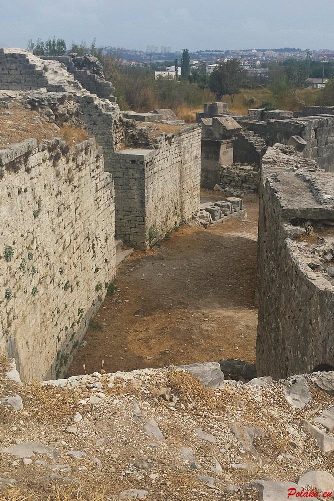 Pozostałości Amfiteatru w Salonie