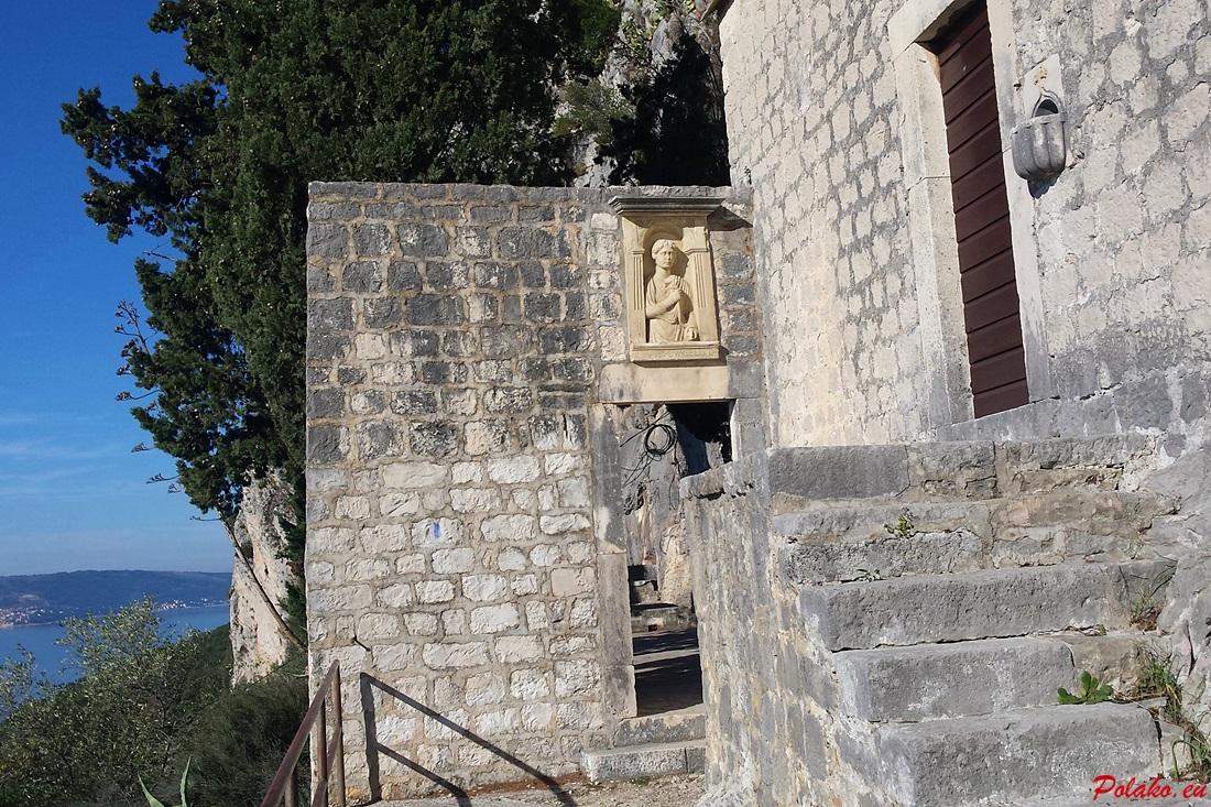 Kapliczki w Parku Marjan