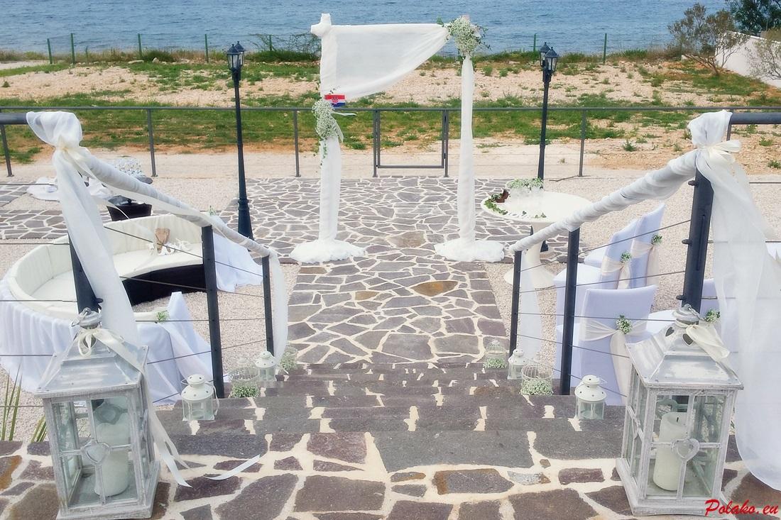 Wymarzony ślub w Chorwacji