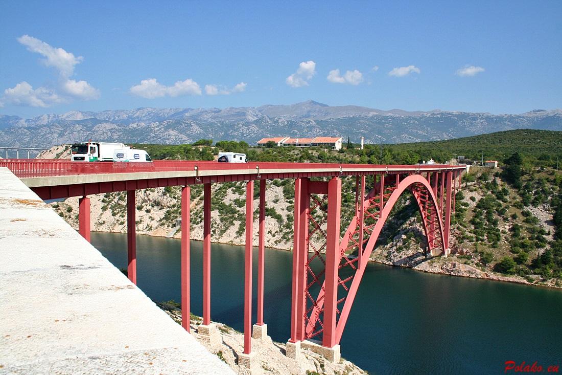 Chrwacja - stary most