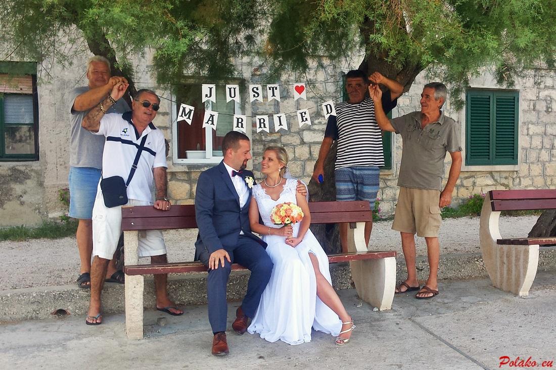 Wymarzony slub w Chorwacji