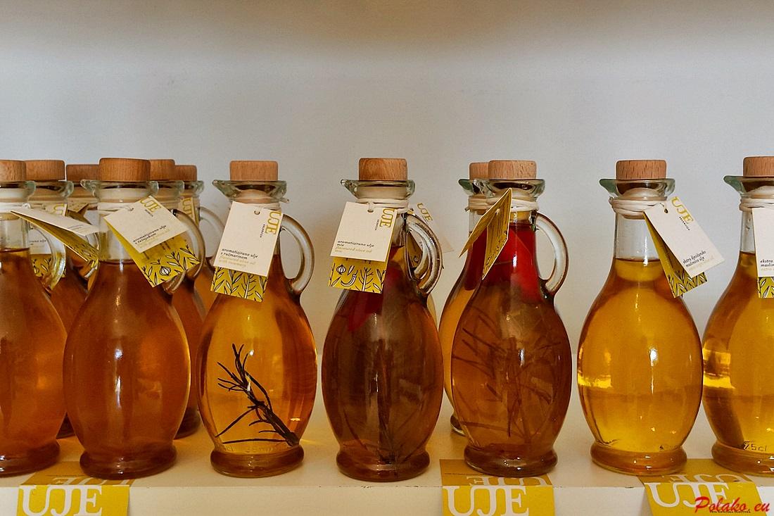 Chorwacka oliwa z oliwek