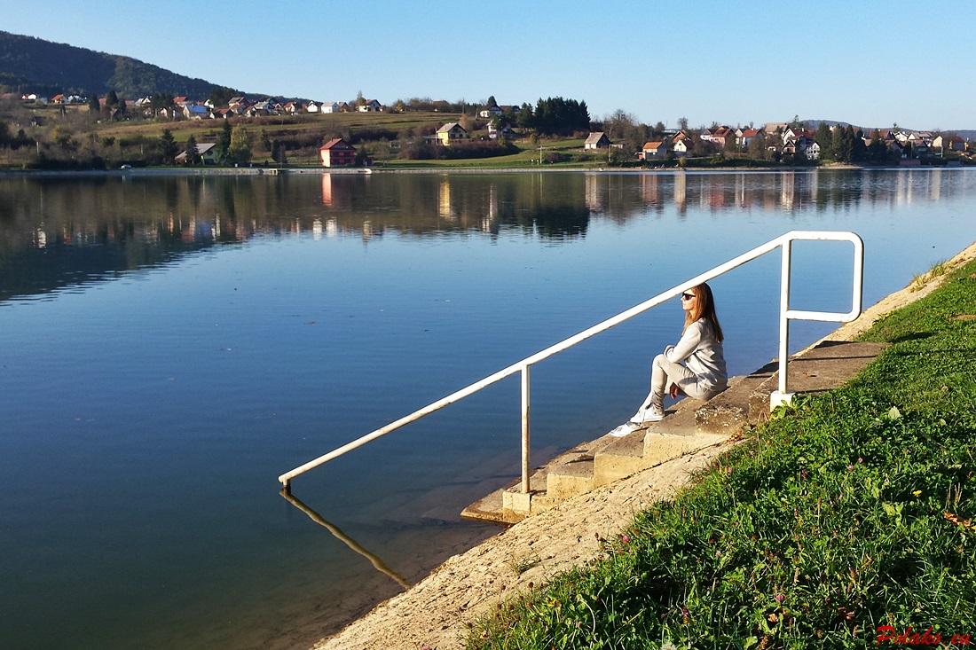 Jezioro Sabljaci