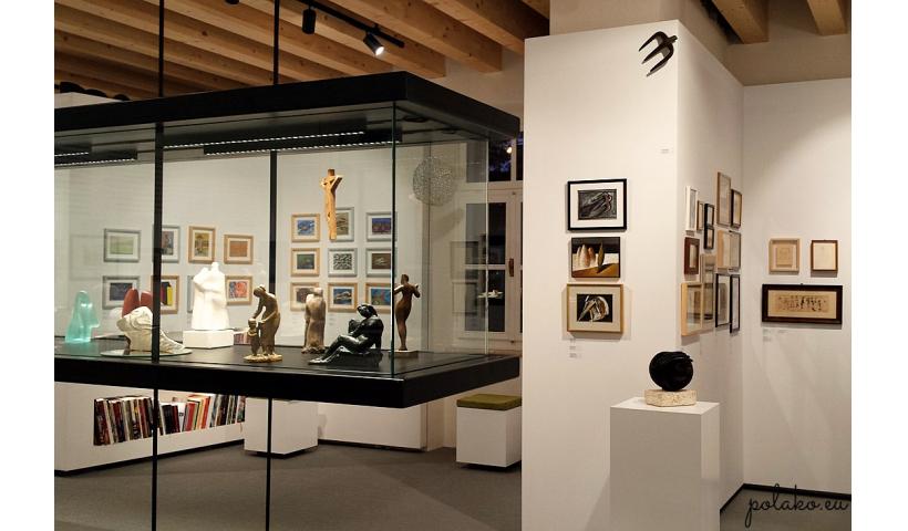 Galeria Małych Formatów w Bolu
