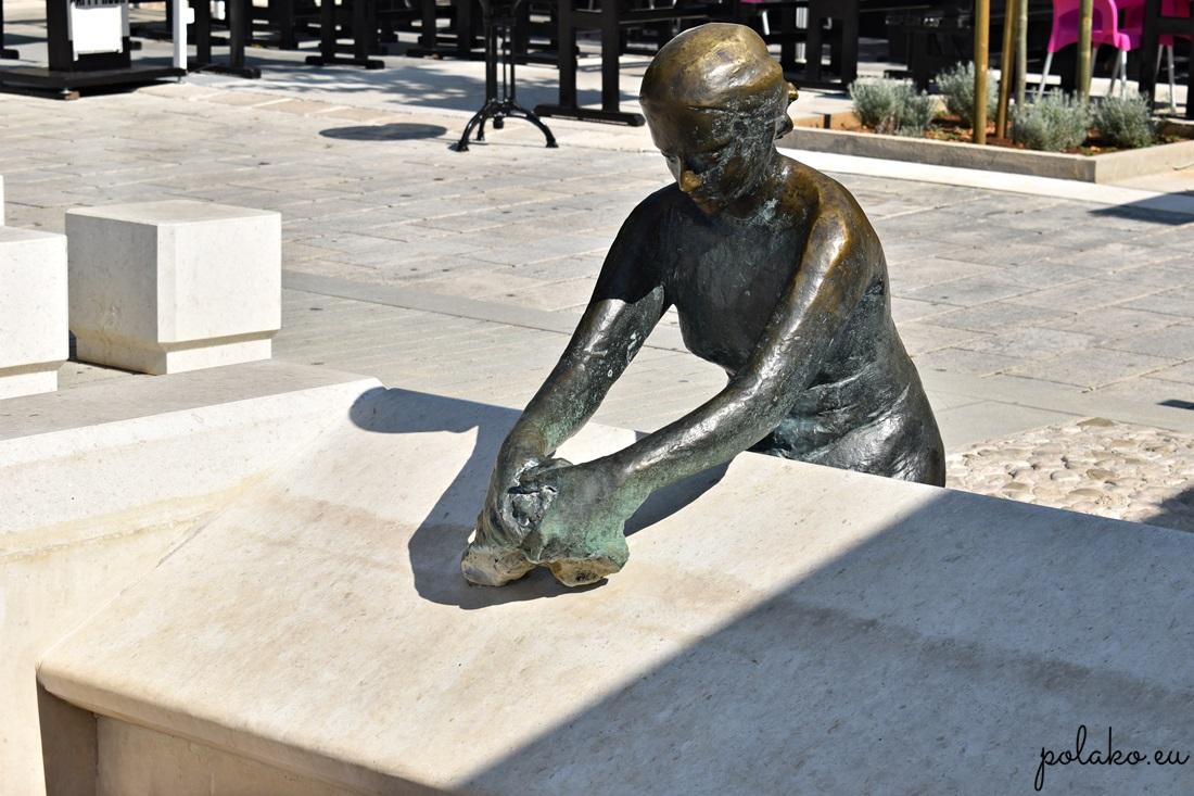 Fontanna - pomnik