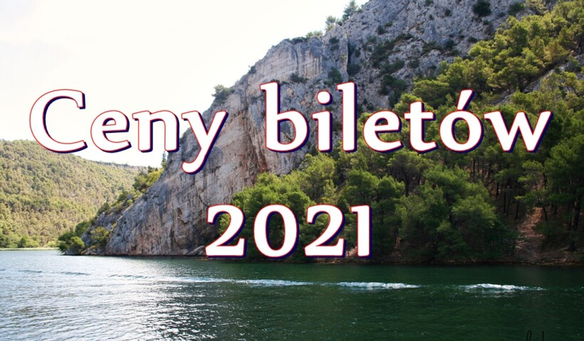 Narodowy Park Krka: ceny biletów 2021