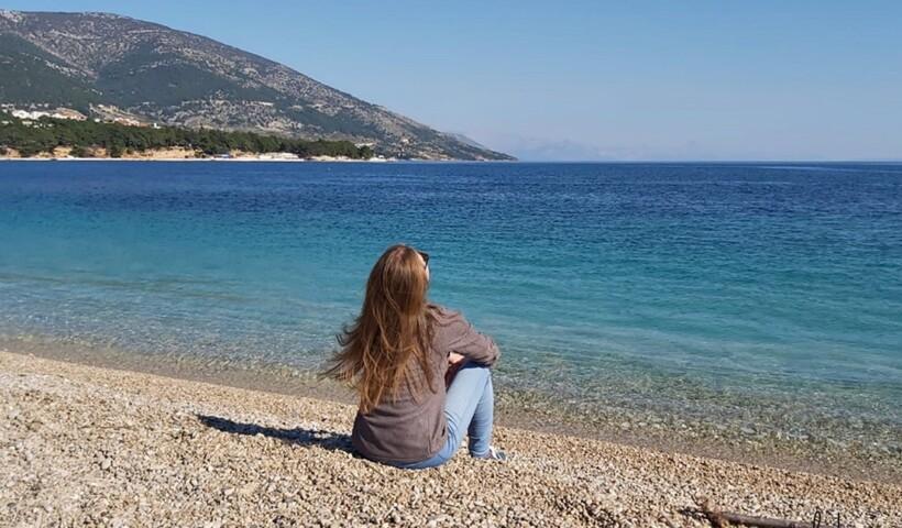 Słońce, plaża i morze