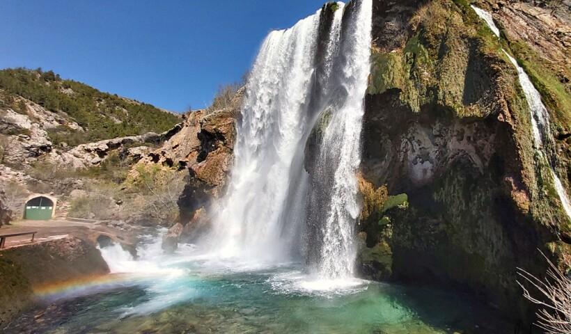 Wodospad Krčić