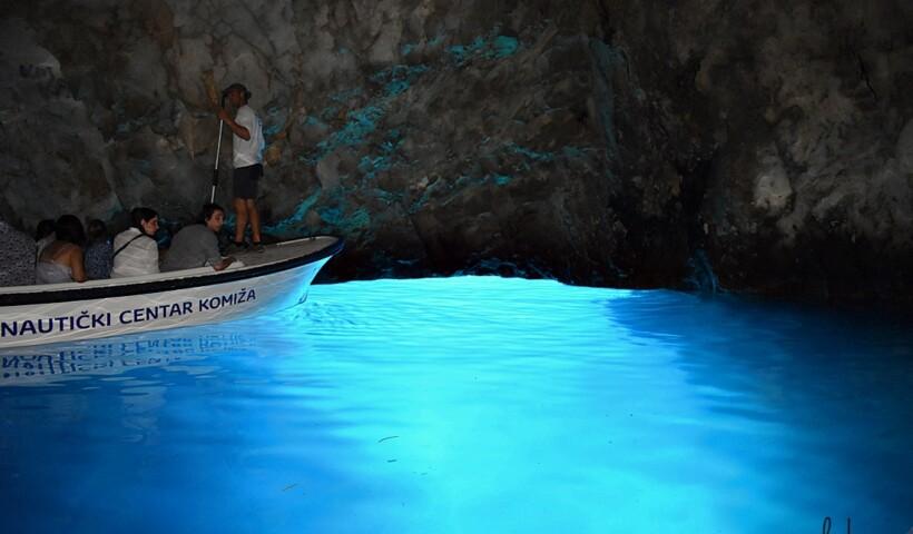 Błękitna jaskinia